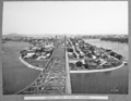 Queensland State Archives 4055 View of Kangaroo Point showing revetment Brisbane 5 March 1941.png