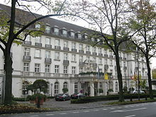 Quellenhof Aachen Silvester