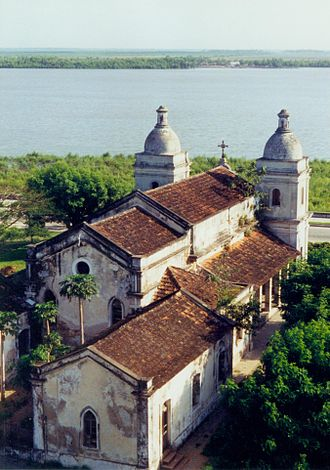 Quelimane - The Old Cathedral of Quelimane