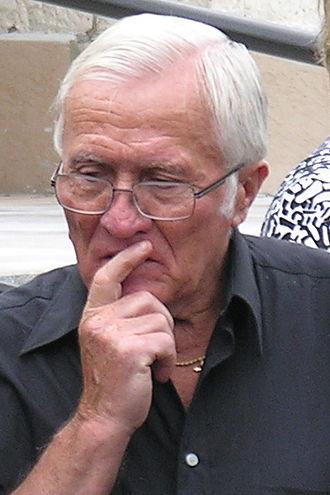 Gyula Rákosi - Image: Rákosi Gyula 2011