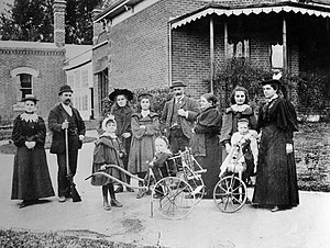 Trelawny, Black Hill, Ballarat - Image: R.F. Bryant & Family