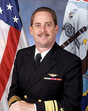 "Hispanic Admirals in the United States Navy - RADM George ""Rico"" Mayer"