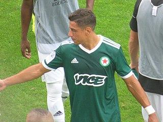 Jordan Faucher Footballer