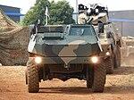 RG34-ligte pantservoertuig, a, Waterkloof Lugmagbasis.jpg