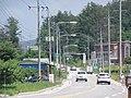 ROK National Route 42 Hakgok Tway Intsection-Yeokgol Intsection(Eastward Dir) 3.jpg