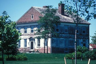 Rose Hill (Chestertown, Maryland) - Image: ROSE HILL