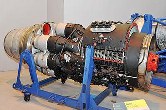 Rolls-Royce Avon - Rolls Royce Avon RA.3 Mk.101 at RAF Museum Cosford