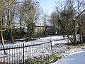 RSPB hide, Bowling Green Marsh, Topsham - geograph.org.uk - 1653978.jpg