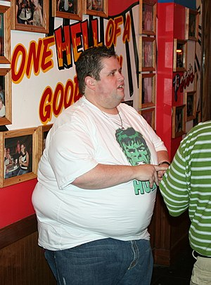 Ralphie May - May on August 2, 2009