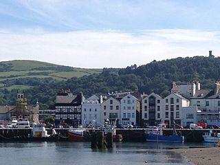 Ramsey, Isle of Man town on the Isle of Man