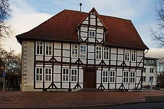 Barsinghausen - Town hall Barsinghausen