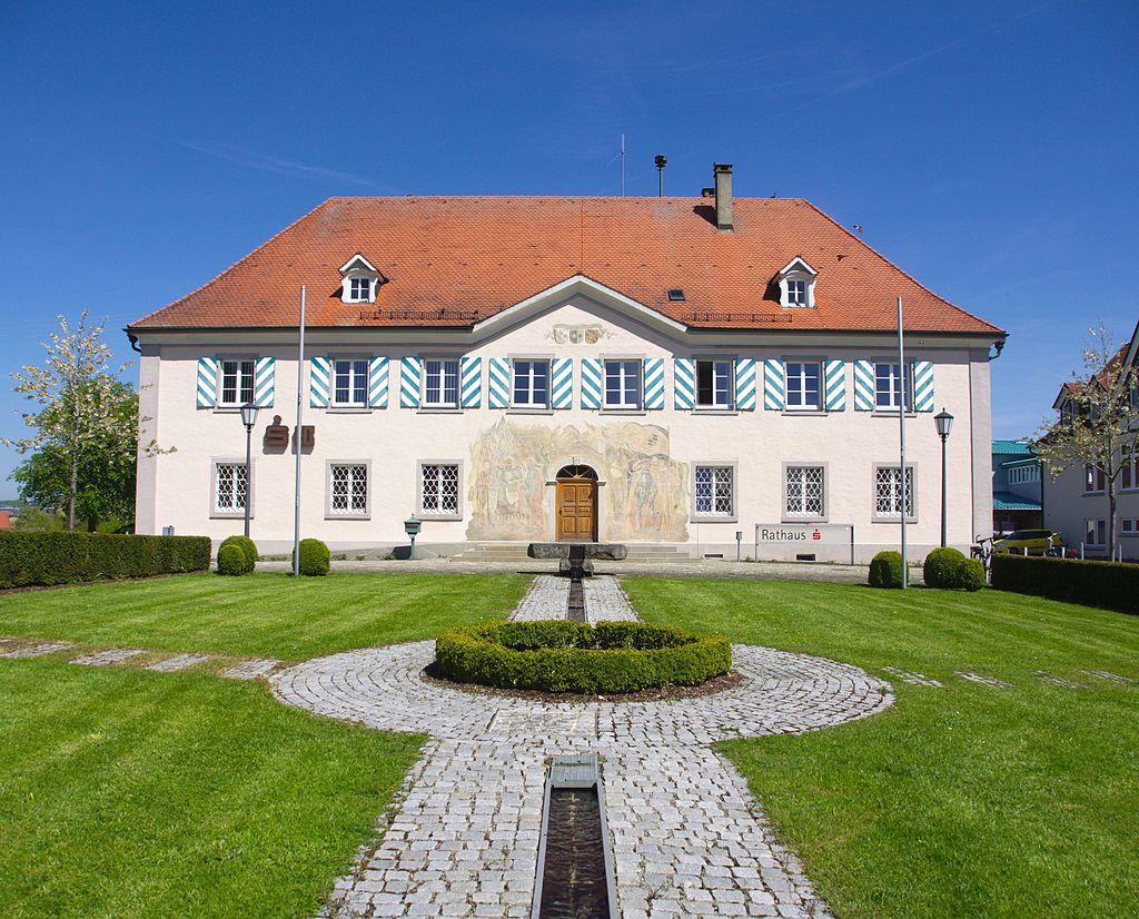 Rathaus der Gemeinde Herdwangen-Schönach