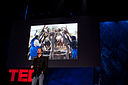 Ray Zahab speaking at TED in 2009.jpg