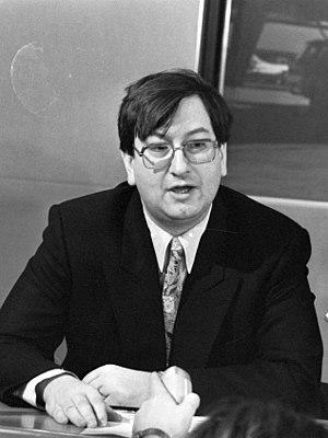 Raymond Keene - Raymond Keene in 1985