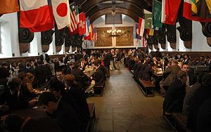 Avon Old Farms - Image: Refectory at aof