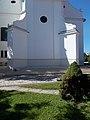 Reformed church, SE, lower part, 2020 Sárospatak.jpg