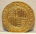 Regno di napoli, alfonso I, oro, 1442-1458, 02.JPG