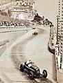 René Dreyfus à la chicane du quai Albert 1er, Grand Prix de Monaco 1935.jpg