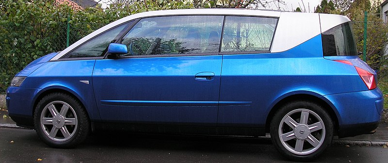 renault avantime for sale. the Renault Avantime and