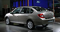 Renault Symbol rear wdebut Moscow autoshow 2008 27 08.jpg