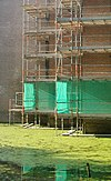 renovatie van kasteel oud poelgeest 11, oegstgeest