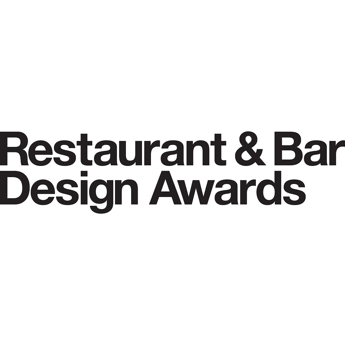 Restaurant bar design awards wikipedia