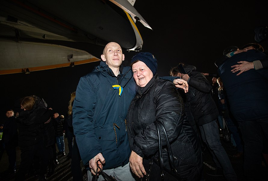 Return of liberated citizens to the territory controlled by Ukraine (2019-12-29) 027.jpg