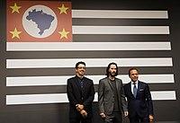 Reunião com o ator norte-americano Keanu Reeves (46806575494).jpg