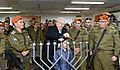 Reuven Rivlin lit a sixth candle of Chanukah with the fighters and fighters of the Shahar Battalion (0352).jpg