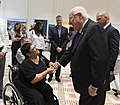 Reuven Rivlin marks 20 years for the establishment of «Access Israel», July 2019 (5641).jpg