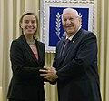 Reuven Rivlin met with Federica Mogherini (7608).jpg