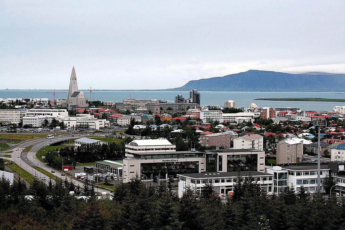 Экономика Исландии - Economy of Iceland