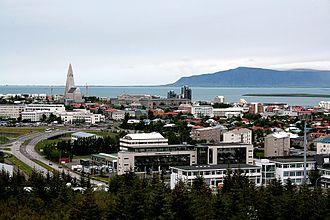 Economy of Iceland - Image: Reykjavík 5545