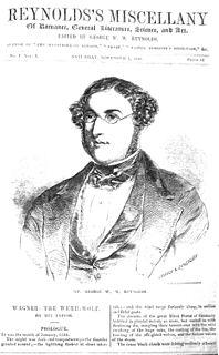 George W. M. Reynolds British writer