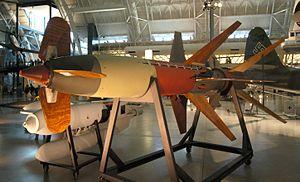 Rheintochter - Rheintochter R1 missile