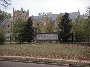 Rhodes College - Buckman Hall