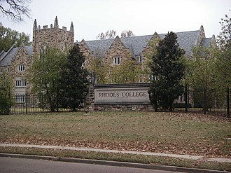 Rhodes College - Buckman Hall