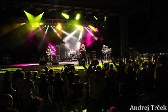 Riblja Čorba - Riblja Čorba performing in Portorož in 2010