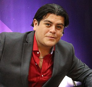 Ricardo Rodriguez (wrestler) - Rodriguez in April 2014
