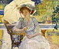 Richard Edward Miller - The Garden Seat.jpg