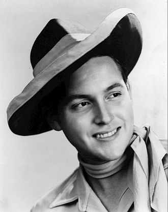 Ridge Bond - Ridge Bond as Curly in 1949