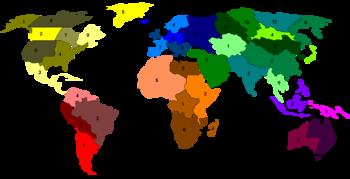Hur många länder risk vinna