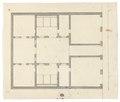Ritning,1800 cirka - Skoklosters slott - 98981.tif