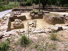 Villa Greco-Romana, IV secolo a.C.