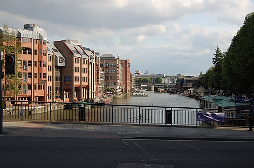 River Avon, Bristol - geograph.org.uk - 1963094