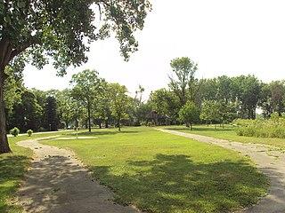 River Raisin National Battlefield Park national park in Michigan, USA