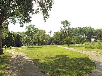 River Raisin National Battlefield Park - Image: River Raisin National Battlefield Park