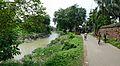River Saraswati - Police Station Road - Sankrail - Howrah - 2013-08-11 1327-1330.JPG