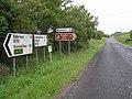 Road at Cruntully - geograph.org.uk - 471863.jpg
