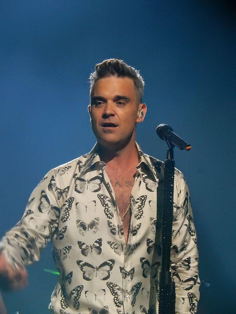 Wiki Robbie Williams